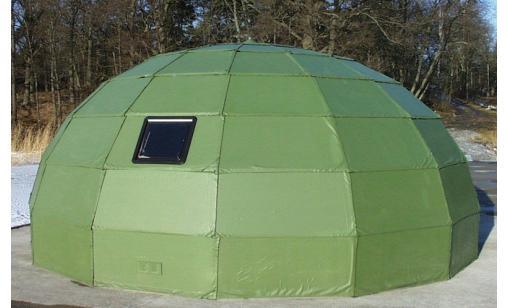 Igloo / tält för 10-15 pers ( Vaxholm )