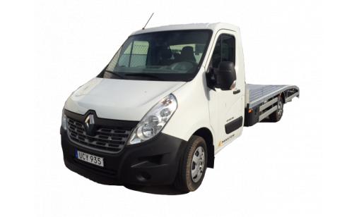 Opel Movano  Biltransport - Falun