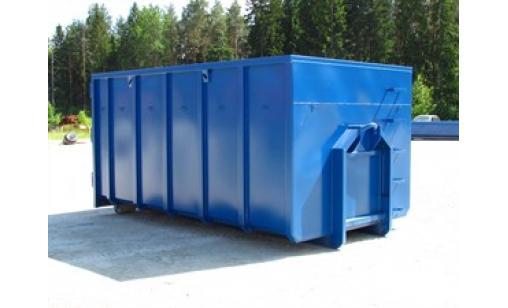 Container / Containerflak