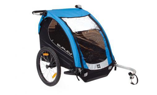 Cykelvagn för barn - Kungsholmen