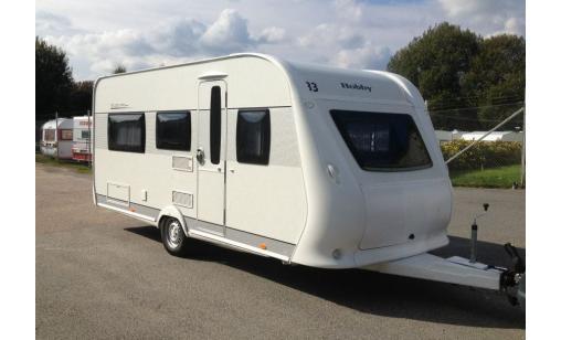 Hobby 460 LU De luxe Easy, vagn 33