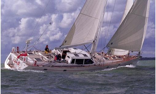 Segelbåt Farr 60 - Göteborg
