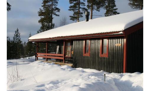 Fjällbäcken - stuga 61, 62 (6 bäddar), Djurtillåten