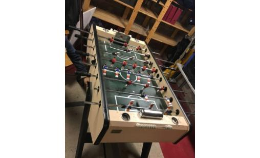 Fotbollsspel / fussballbord
