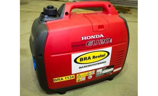 Elgenerator Honda EU 20i 2kw