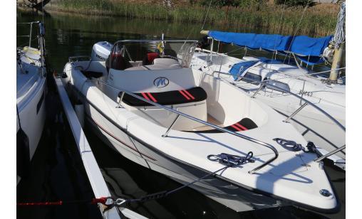 Krok båt hyra