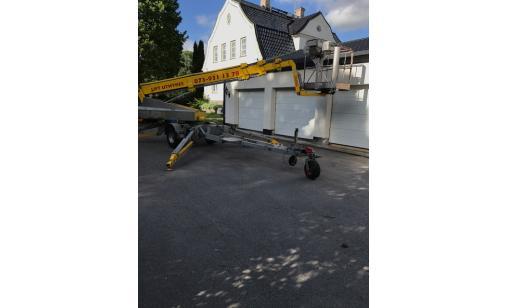 Skylift / Släpvagnslift