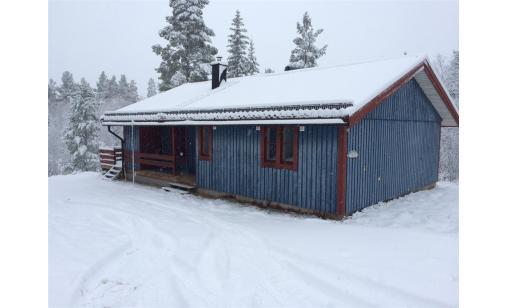 Lofsens Fjällby - stuga (8 bäddar)