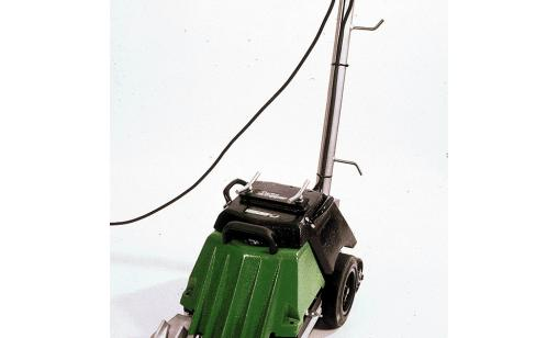 Mattbortagare turbostripper