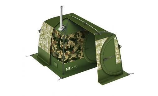 Yttertält och förstuga till Mobiba MB-10