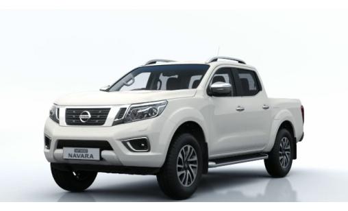 Nissan Navara - Falun