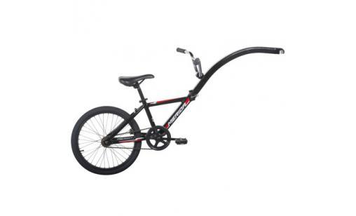 Påhängscykel för barn - Kungsholmen