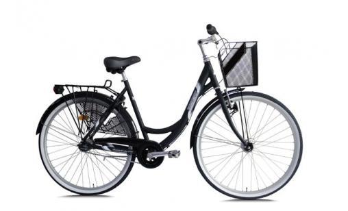 Lätthanterad cykel - Stockholm