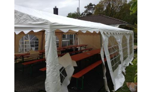 Hyr fest och bröllopsartikel Partytält 6x4 meter i Kungälvs
