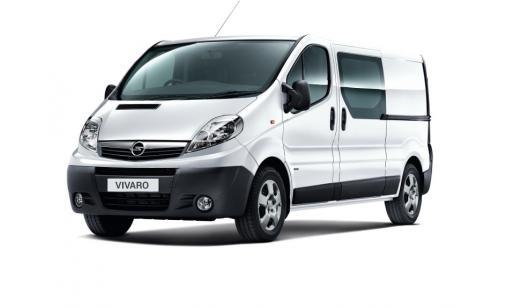 Opel Vivaro - Vasastan