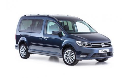Volkswagen Caddy 7sits - Kungsholmen