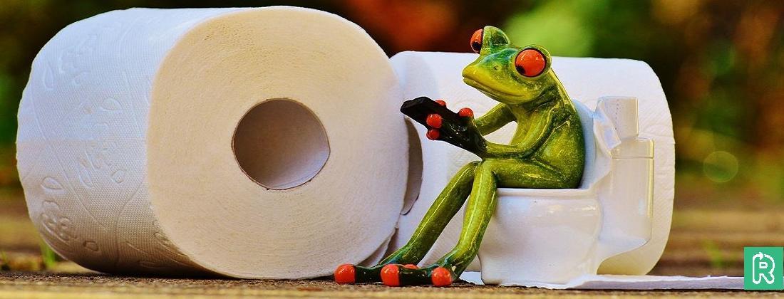 Hyra ut din toalett till någon?!?